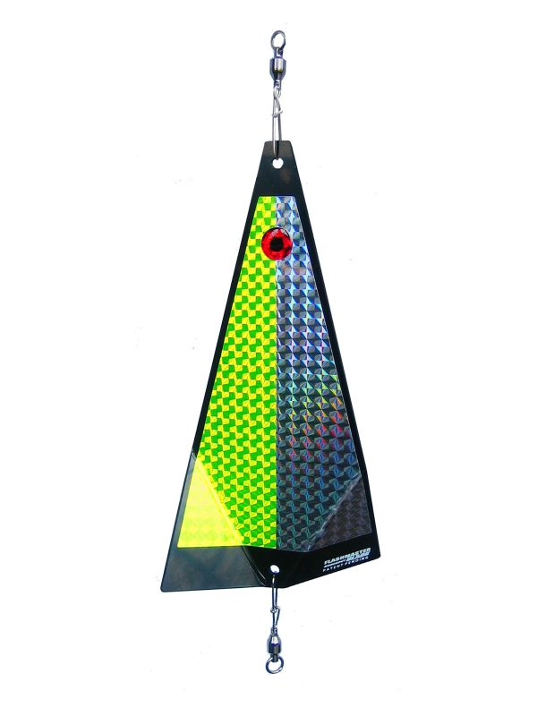 ko lime ice fishing lure